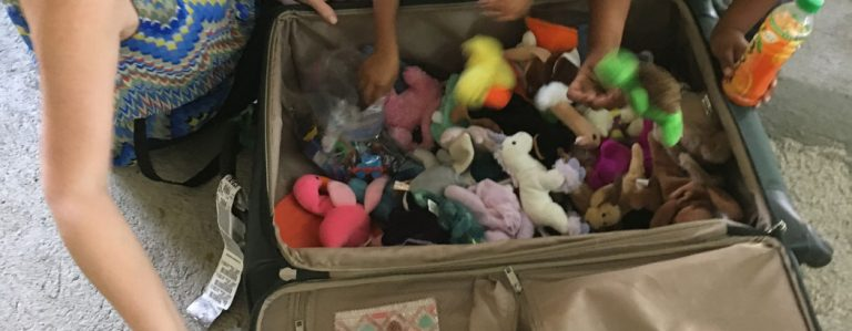 "Preview thumbnail for the article: Volunteer Highlight: Linda and her ""magic suitcase"""