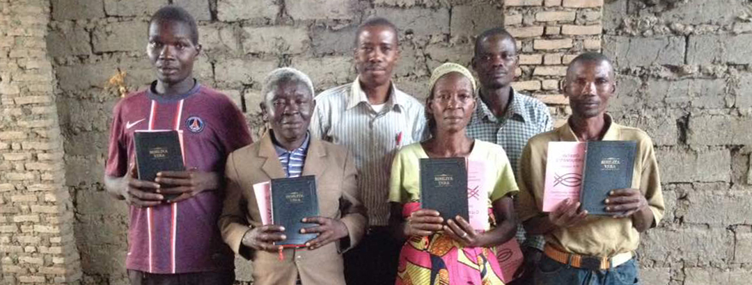 For Ferdinand, one Bible study led to a lifetime of hope