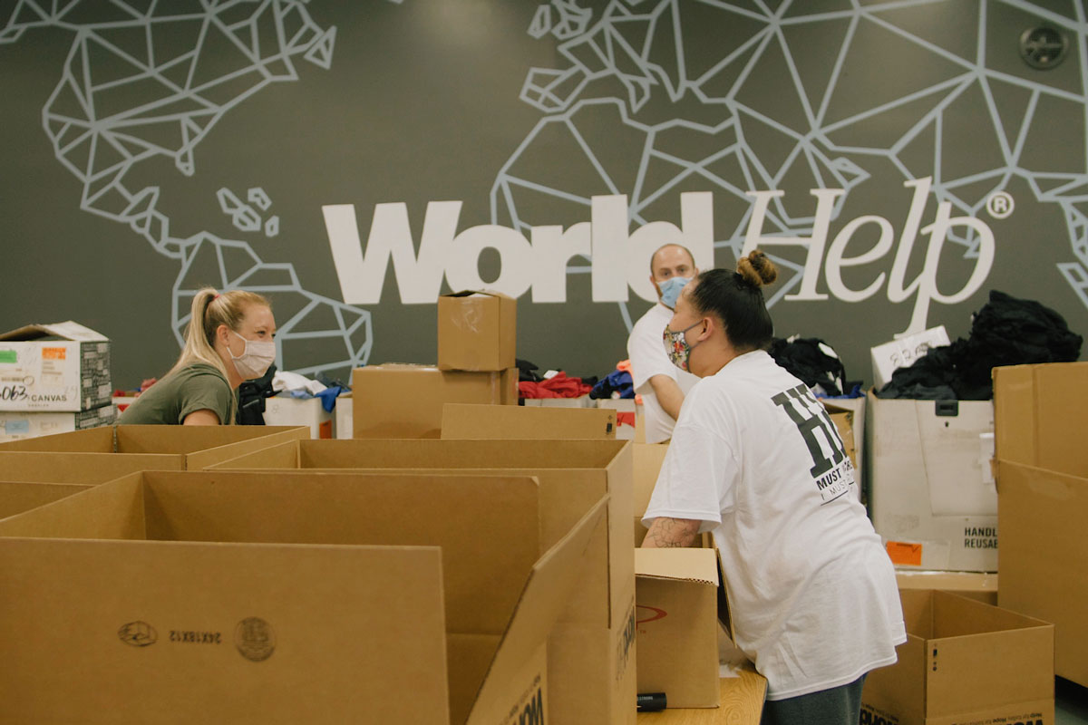 Preview thumbnail for the article: FAQ: Volunteering with World Help