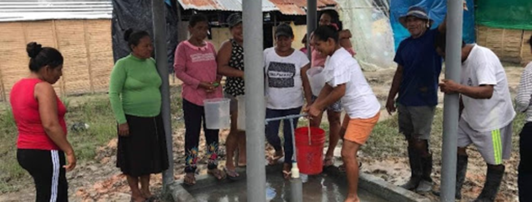 Clean water is making life easier for Rosita's community