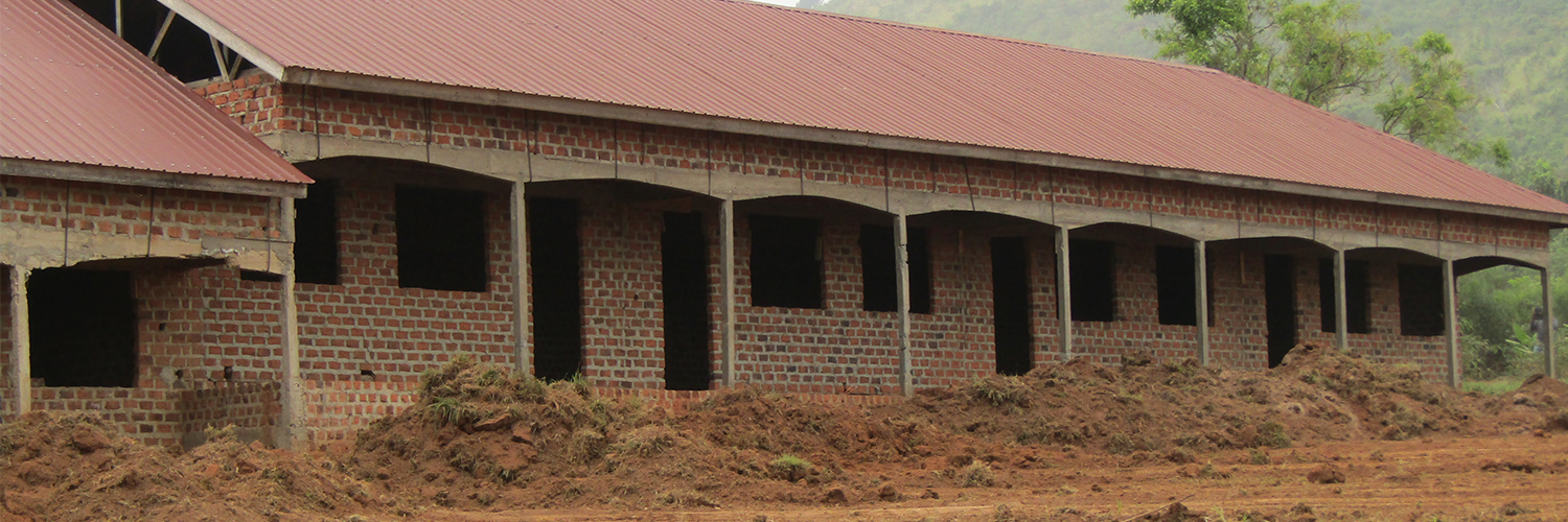 Help finish the Kikooba school