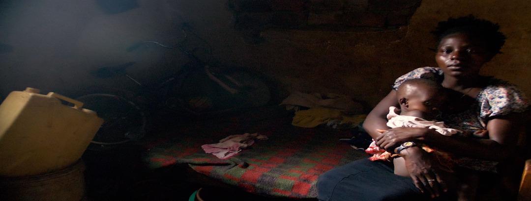 On the ground in Uganda: A mom's worst nightmare