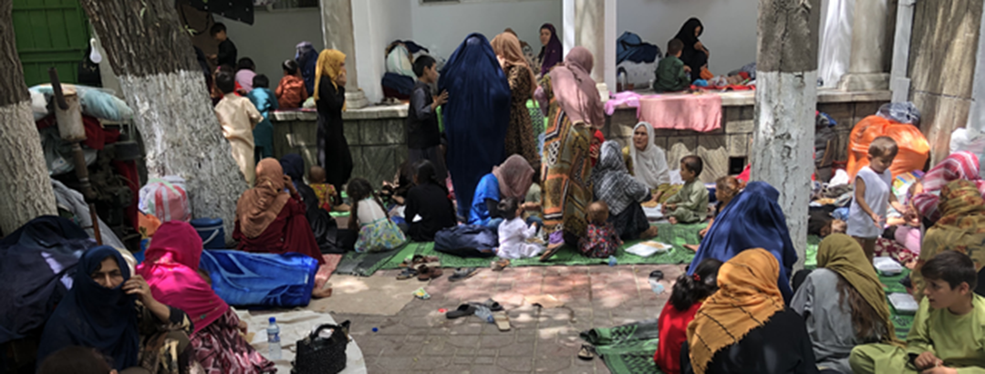 A Christian response to the crisis in Afghanistan