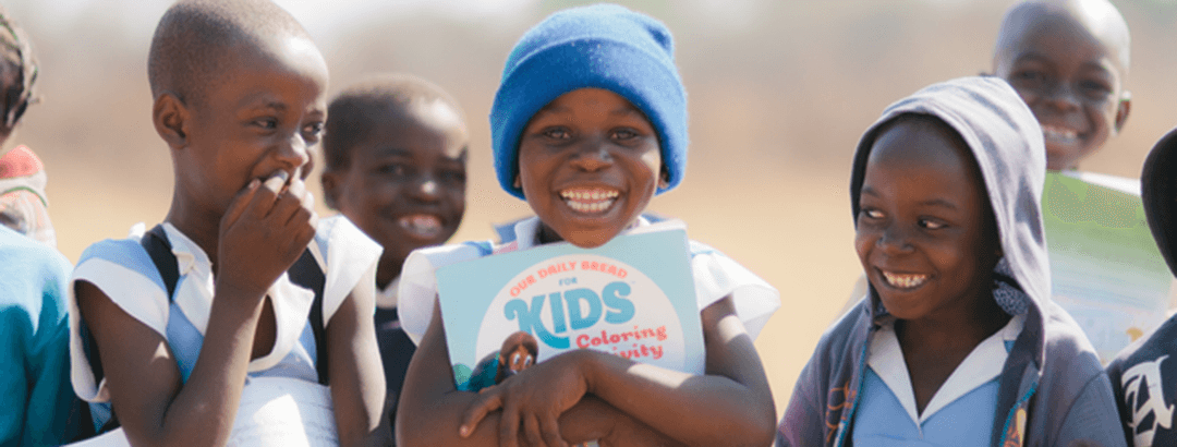 World Photography Day: 7 of our favorite child sponsorship photos