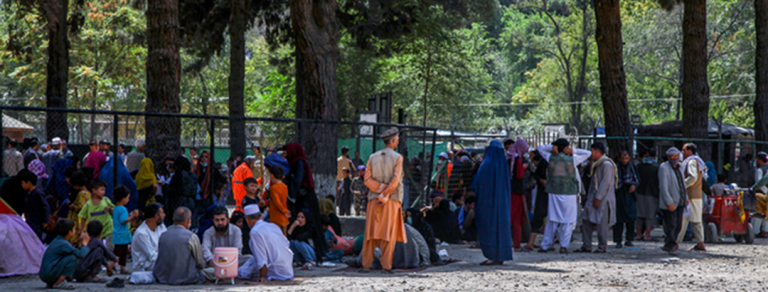 Preview thumbnail for the article: Afghans are facing 'their most perilous hour'