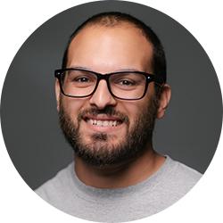 Staff photo of Roland Hernandez